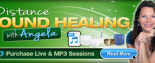 Distance Healing Sound Healing Sessions with Angela